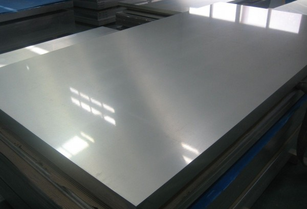 Cold Rolled Stainless Steel Sheet 2B Finish