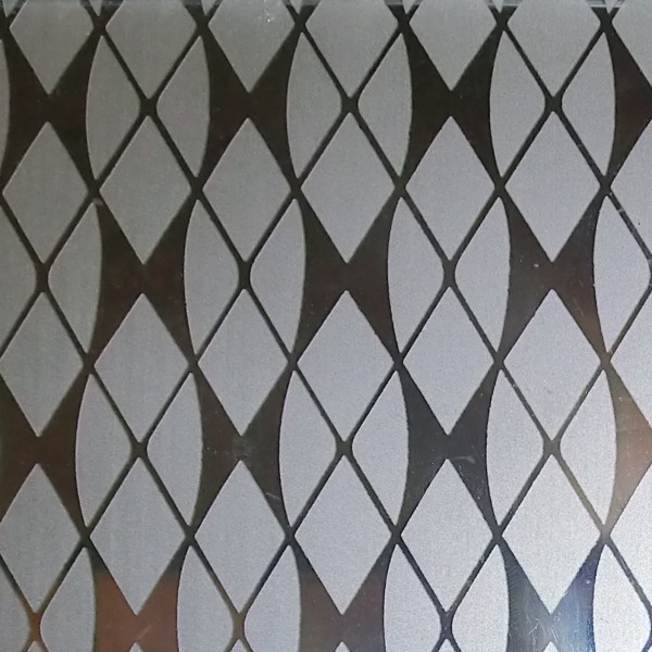 Etched Stainless Steel Sheet-3