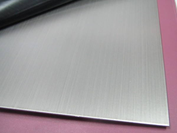 Hairline Brushed Stainless Steel Sheet