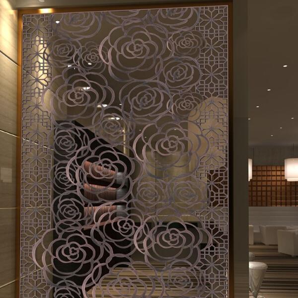 stainless steel screen 5 - Decorative Metal Screen