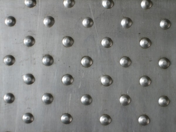 Stamped Stainless Steel Sheet-Circle