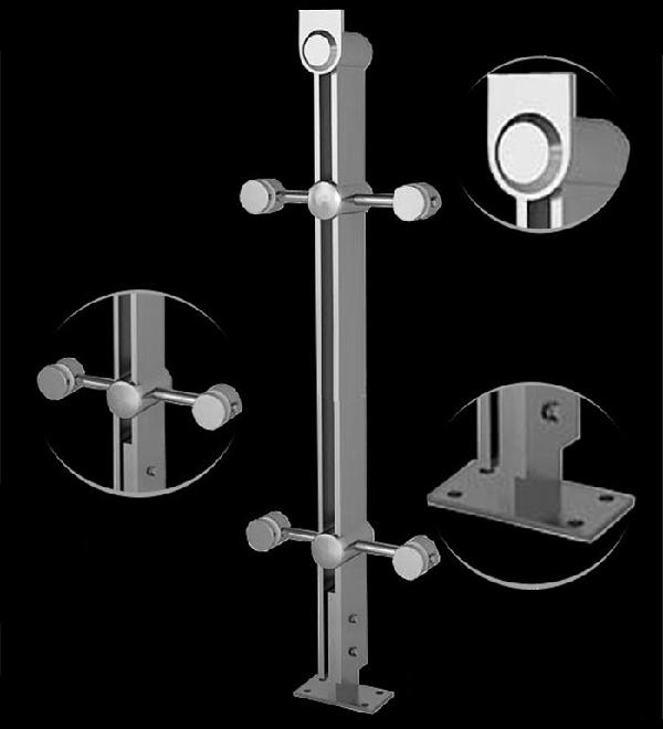 stainless steel balustrade-11