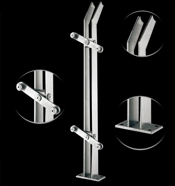 stainless steel balustrade-5